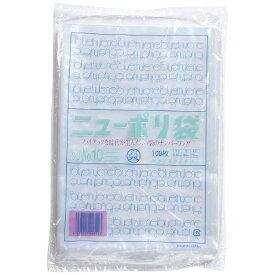福助工業 Fukusuke Kogyo ニューポリ袋03 (100枚入) No.10 <XPL2904>[XPL2904]