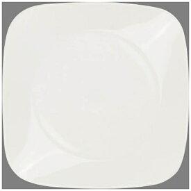 コレール CORELLE コレール ウインターフロスト ホワイト スクエア皿 中 J2211-N <RKL5502>[RKL5502]