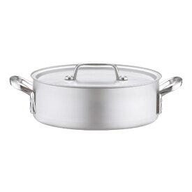 北陸アルミニウム HOKURIKU ALUMINIUM 《IH非対応》 アルミ プロセレクト 外輪鍋(目盛付) 27cm <ASTD527>[ASTD527]