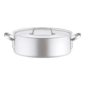 北陸アルミニウム HOKURIKU ALUMINIUM 《IH非対応》 アルミ プロセレクト 外輪鍋(目盛付) 36cm <ASTD536>[ASTD536]