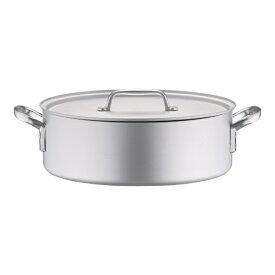 北陸アルミニウム HOKURIKU ALUMINIUM 《IH非対応》 アルミ プロセレクト 外輪鍋(目盛付) 39cm <ASTD539>[ASTD539]