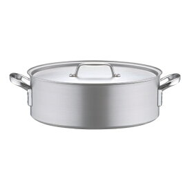 北陸アルミニウム HOKURIKU ALUMINIUM 《IH非対応》 アルミ プロセレクト 外輪鍋(目盛付) 42cm <ASTD542>[ASTD542]