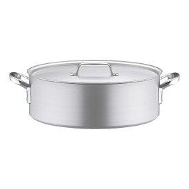 北陸アルミニウム HOKURIKU ALUMINIUM 《IH非対応》 アルミ プロセレクト 外輪鍋(目盛付) 45cm <ASTD545>[ASTD545]