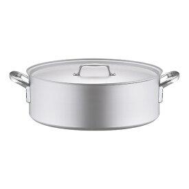 北陸アルミニウム HOKURIKU ALUMINIUM 《IH非対応》 アルミ プロセレクト 外輪鍋(目盛付) 51cm <ASTD551>[ASTD551]