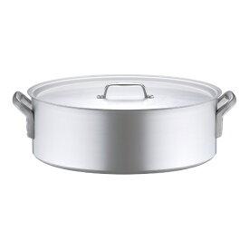 北陸アルミニウム HOKURIKU ALUMINIUM 《IH非対応》 アルミ プロセレクト 外輪鍋(目盛付) 54cm <ASTD554>[ASTD554]