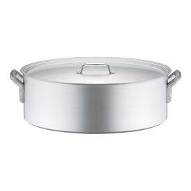 北陸アルミニウム HOKURIKU ALUMINIUM 《IH非対応》 アルミ プロセレクト 外輪鍋(目盛付) 60cm <ASTD560>[ASTD560]