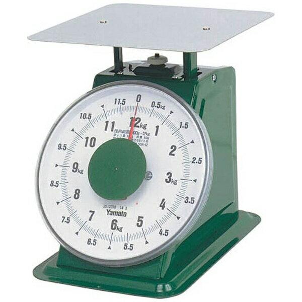 【送料無料】 大和製衡 ヤマト 上皿自動はかり「普及型」 平皿付 SDX-12 12kg <BHK66120>