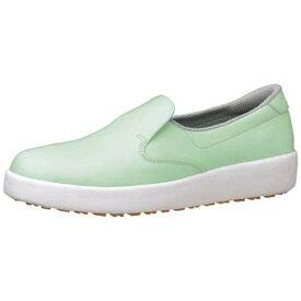ミドリ安全 MIDORI ANZEN ミドリ安全 ハイグリップ作業靴H-700N 24.5cm グリーン <SKT4329>[SKT4329]