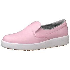 ミドリ安全 MIDORI ANZEN ミドリ安全 ハイグリップ作業靴H-700N 27cm ピンク <SKT4355>[SKT4355]