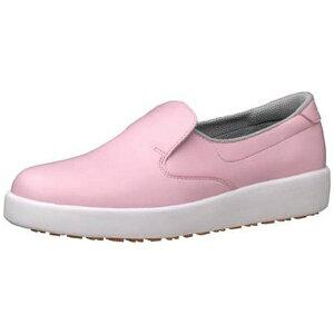 ミドリ安全 MIDORI ANZEN ミドリ安全 ハイグリップ作業靴H-700N 22.5cm ピンク <SKT4310>[SKT4310]