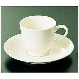 山加商店 yamaka ブライトーンBR700(ホワイト) 台付コーヒーカップ (6個入) <RKC241>[RKC241]