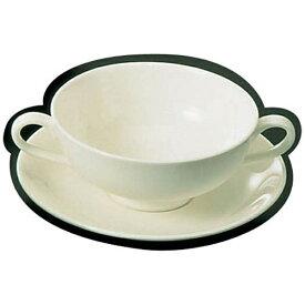 山加商店 yamaka ブライトーンBR700(ホワイト) クリームスープカップ(6個入) <RSC631>[RSC631]