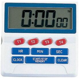 カスタム CUSTOM 4chタイマー TM-15 (99時間59分59秒計) <BTI8001>[BTI8001]