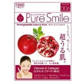 サンスマイル SunSmile Pure Smile(ピュアスマイル) エッセンスマスク ザクロ 006 1枚入