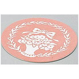 大黒工業 Daikoku Industry 紙コースター(100枚入) ブーケ <PKCF7004>[PKCF7004]