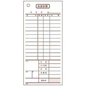 大黒工業 Daikoku Industry 会計伝票 2枚複写 K607 (50枚組×10冊入) <PKIB101>[PKIB101]