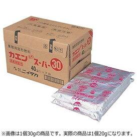 ニイタカ NIITAKA 固形燃料 カエンハイスーパー 20g(40個×10袋入) <QKK2320>[QKK2320]
