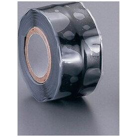 ワーズインク WAS Inc シリコンゴムテープ (1m巻) 黒 <XTC065>[XTC065]