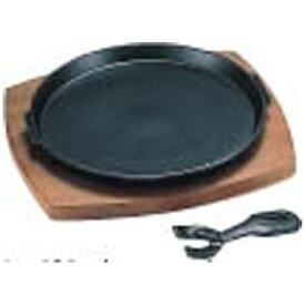 イシガキ産業 ISHIGAKI 《IH対応》 イシガキ 丸ステーキ皿 631A 19cm <PIS121>[PIS121]