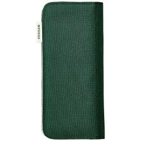 キングジム KING JIM [ペンケース] ペンサム スタンダードタイプ No.2000(緑)