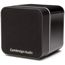 CAMBRIDGEAUDIO ケンブリッジ オーディオ サテライトスピーカー Min 12 MIN12BLK ブラック [1本(2本注文のみ受付) /フルレンジ(1ウェイ)スピーカー]