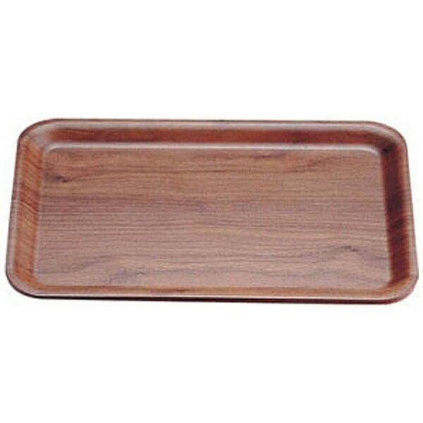 サイトーウッド 木製スナックトレー角(ウォールナット) 3020WN <PTL8601>[PTL8601]