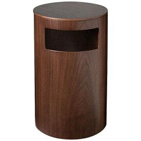 サイトーウッド 木製 テーブル&ダストボックス 990WN ウォールナット <WGM2601>[WGM2601]