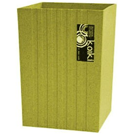八幡化成 Hachiman-kasei コイキ モダン 角型(小) 4.5L (GR)グリーン <VKI0402>[VKI0402]