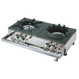 山岡金属工業 YAMAOKA ガステーブルコンロ用兼用レンジ S-2228 12・13A <DKV2802>[DKV2802]