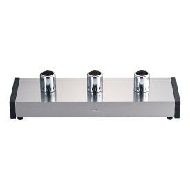 山岡金属工業 YAMAOKA サイフォンガステーブル SSH-503SD(3連)12・13A <FSI015>[FSI015]