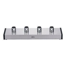 山岡金属工業 YAMAOKA サイフォンガステーブル SSH-504SD(4連) LPガス <FSI017>[FSI017]