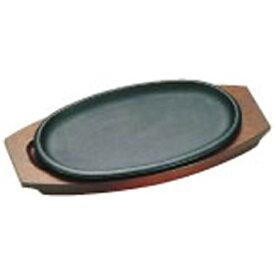 中部コーポレーション CHUBU CORPORATION 《IH対応》 トキワステーキ皿 316 小判浅型 小 25cm <PTK08003>[PTK08003]