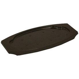 中部コーポレーション CHUBU CORPORATION トキワ 樹脂製台ステーキ皿 小判型 樹脂製台のみ <PTK5302>[PTK5302]