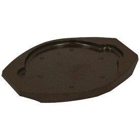 中部コーポレーション CHUBU CORPORATION トキワ 樹脂製台ステーキ皿 丸型 樹脂製台のみ <PTK5402>[PTK5402]