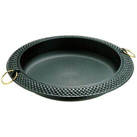 中部コーポレーション CHUBU CORPORATION 《IH非対応》 トキワ 鉄すきやき鍋 あられ 24cm <QSK37>[QSK37]