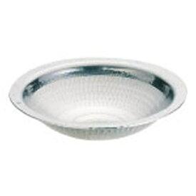 アカオアルミ AKAO ALUMINUM 《IH非対応》 アルミ DON打出うどんすき鍋 24cm <QUD04024>[QUD04024]