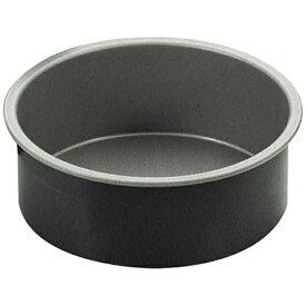 霜鳥製作所 SHIMOTORI CORPORATION ブラック・フィギュア デコケーキ共底型 D-003 15cm <WDK13003>[WDK13003]