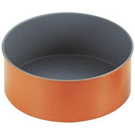 霜鳥製作所 SHIMOTORI CORPORATION トッピングオレンジ デコケーキ共底型 B-101 (大) <WDK12101>[WDK12101]