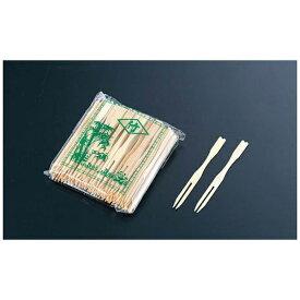 松尾物産 竹フォーク(100本入) <DTK0401>[DTK0401]