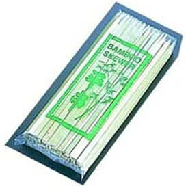 松尾物産 竹製 平串(100本入) 210mm <DKS1621>[DKS1621]