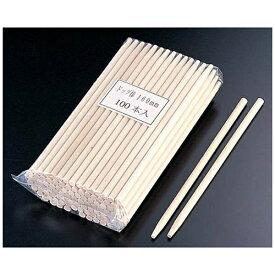 松尾物産 木製 ドック棒(100本束) 160mm <GDT0402>[GDT0402]