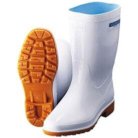 アサヒシューズ ASAHI SHOES アサヒ 抗菌長靴 クリーンセーフ300 ホワイト 22.5cm <SNG3701>[SNG3701]