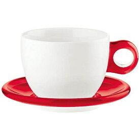 グッチーニ GUZZINI ラージコーヒーカップ 2客セット 2775.0065 レッド <RGTS404>[RGTS404]