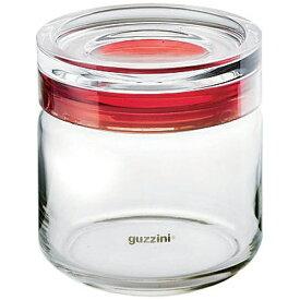 グッチーニ GUZZINI グッチーニ ガラスジャー 2855 0965 500cc レッド <RGTH904>[RGTH904]