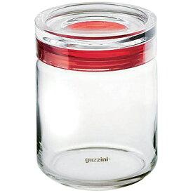 グッチーニ GUZZINI グッチーニ ガラスジャー 2855 1265 750cc レッド <RGTH909>[RGTH909]