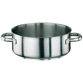 パデルノ PADERNO 《IH対応》 パデルノ 18-10外輪鍋 (蓋無) 1009-45 <ASTF345>[ASTF345]