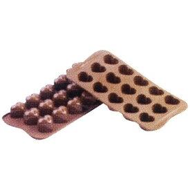 シリコマート silikomart シリコマート チョコレートモルド モナムール SCG01 <WML7801>[WML7801]
