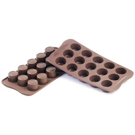 シリコマート silikomart シリコマート チョコレートモルド プラリネ SCG07 <WML8301>[WML8301]