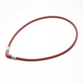 ファイテン PHITEN RAKUWA 磁気チタンネックレス Vタイプ(ボルドー/45cm) 0216TG691252