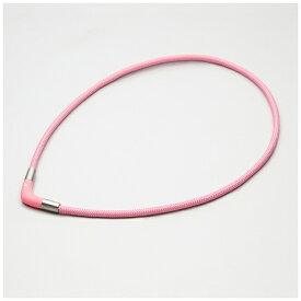 ファイテン PHITEN RAKUWA 磁気チタンネックレス Vタイプ(ピンク/45cm) 0216TG691152